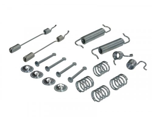Монтажный комплект барабанных тормозных колодок Renault Master II / Opel Movano 1998-2010 QB105-0780 QUICK BRAKE (Дания)