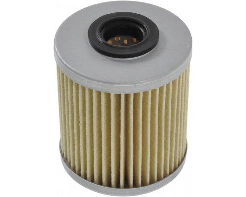 Фильтр топливный (высота 87мм) Renault Trafic II / Opel Vivaro A 1.9dCi / 2.0dCi / 2.5dCi 01-14 QFF0236 QH (Германия)