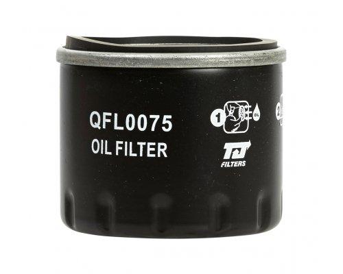 Масляный фильтр Renault Master II 1.9dCi, 1.9dTi / Opel Movano 1.9DTI 1998-2010 QFL0075 QH (Германия)