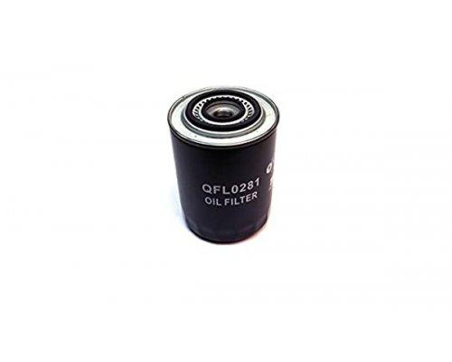 Масляный фильтр Renault Master II 2.5D, 2.8TDI / Opel Movano 2.5D, 2.8DTI 1998-2010 QFL0281 QH (Германия)