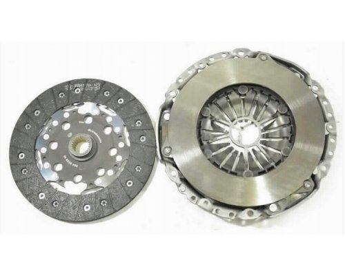 Комплект сцепления (корзина, диск) MB Vito 638 2.2CDI 1999-2003 QKT2511AF QH (Германия)
