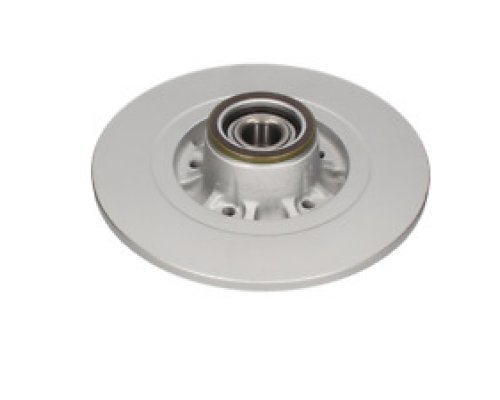 Тормозной диск задний (R15 / R16) Renault Kangoo II / MB Citan 2008- R1033PCA LPR (Италия)