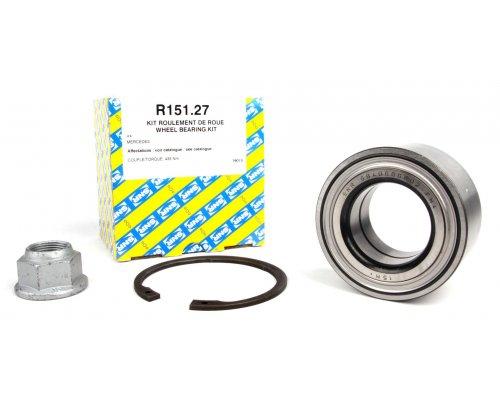 Подшипник ступицы передний / задний (комплект) MB Vito 638 1996-2003 R151.27 SNR (Франция)