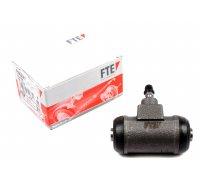 Тормозной цилиндр задний (не для повышенной нагрузки) Fiat Ducato / Citroen Jumper / Peugeot Boxer 1994-2006 R25051A1 FTE (Германия)