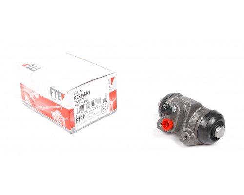 Тормозной цилиндр задний (для повышенной нагрузки) Fiat Ducato / Citroen Jumper / Peugeot Boxer 1994-2006 R28048A1 FTE (Германия)