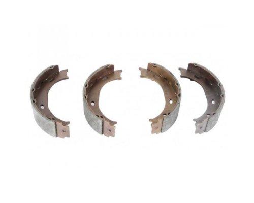 Тормозные колодки задние барабанные (203x39мм) Renault Kangoo 97-08 RD.2638.GS8650 RIDER (Венгрия)