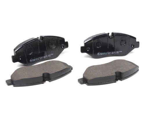 Тормозные колодки передние без датчика MB Sprinter 906 2006- RD.29192STD RIDER (Венгрия)