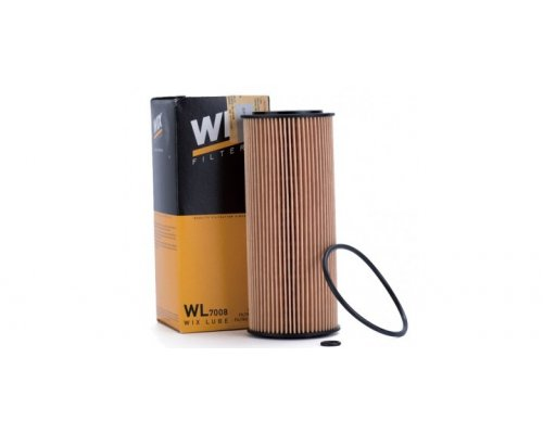 Масляный фильтр VW Crafter 2.5TDI 2006- WL7008 WIX (Польша)
