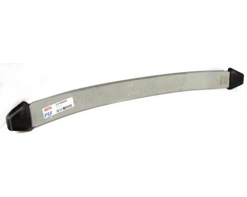 Рессора передняя поперечная двухлистовая (металл, H=26mm, со сдвоенным колесом) MB Sprinter 408-416 95-06 3370600019 TES (Польша)