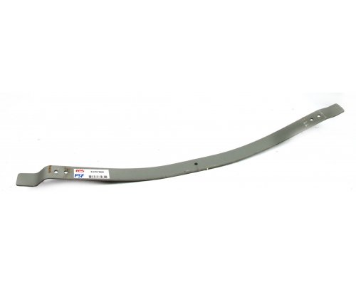 Рессора задняя подкоренная (усилитель под уши) VW LT 28-35 1996-2006 3370706819 TES (Польша)