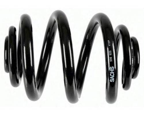 Пружина задняя с тонким витком по краям (№021235>) MB Vito 638 1996-2003 RJ6206 KAYABA (Япония)