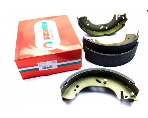 Тормозные колодки задние барабанные (280х65мм) Renault Master II / Opel Movano 1998-2010 RM0147 GOODREM (Венгрия)