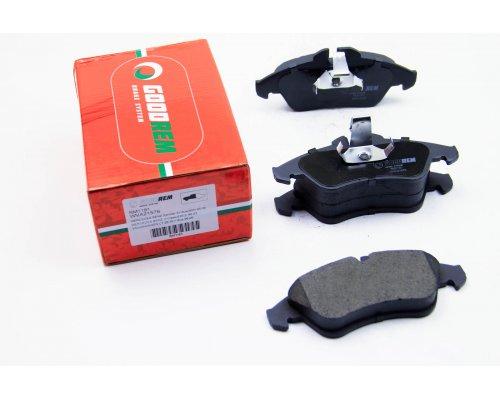 Тормозные колодки передние VW LT 28-35 1996-2006 RM1181 GOODREM (Венгрия)