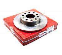 Тормозной диск задний (256х12mm) VW Caddy III 04- RM3003 GOODREM (Венгрия)