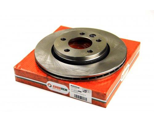 Тормозной диск задний (LUCAS, 294x22mm) VW Transporter T5 03- RM3018 GOODREM (Венгрия)