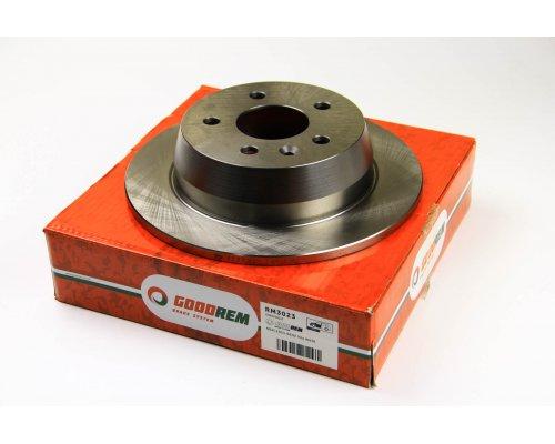 Тормозной диск задний (280х10мм) MB Vito 638 1996-2003 RM3023 GOODREM (Венгрия)