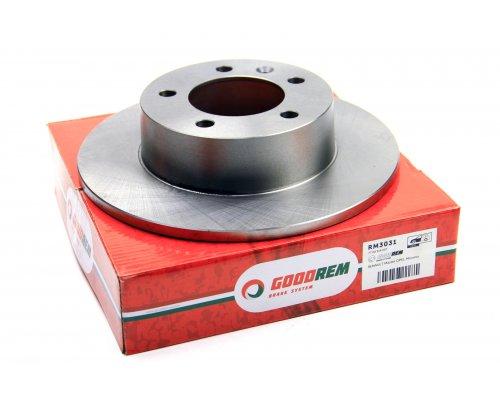 Тормозной диск задний (305х12мм) Renault Master II / Opel Movano 1998-2010 RM3031 GOODREM (Венгрия)