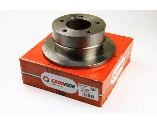 Тормозной диск задний (258х12мм) VW LT 28-35 1996-2006 RM3034 GOODREM (Венгрия)