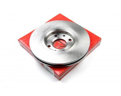 Тормозной диск передний (283x26мм) Peugeot Partner II / Citroen Berlingo II 2008- RM3054 GOODREM (Венгрия)