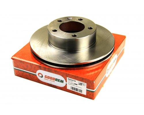 Тормозной диск передний (305.5х28мм) Renault Master II / Opel Movano 1998-2010 RM3078 GOODREM (Венгрия)