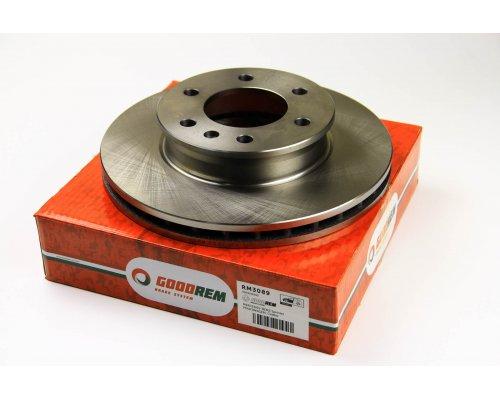 Тормозной диск передний (299.6х28мм) VW Crafter 2006- RM3089 GOODREM (Венгрия)
