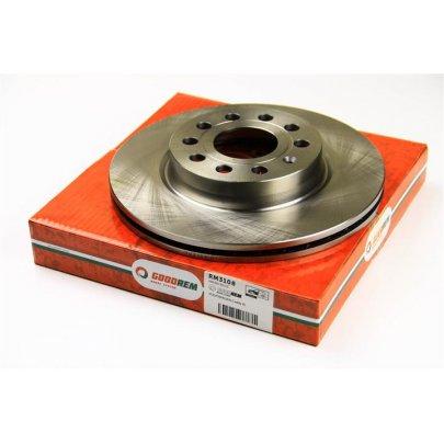 Тормозной диск передний (280х22mm) VW Caddy III 04- RM3108 GOODREM (Венгрия)