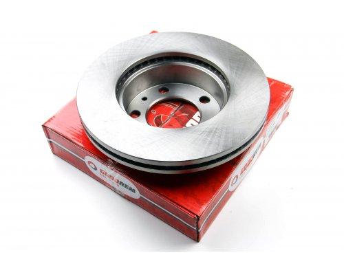 Тормозной диск передний (302х28мм) Renault Master III / Opel Movano B 2010- RM3123 GOODREM (Венгрия)