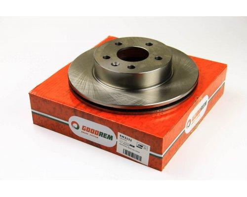 Тормозной диск передний вентилируемый (276х22мм) MB Vito 638 1996-2003 RM3132 GOODREM (Венгрия)