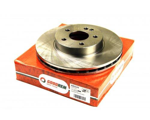 Тормозной диск передний (300х28мм) MB Vito 639 2003- RM3133 GOODREM (Венгрия)