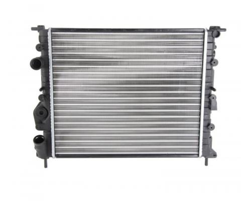 Радиатор охлаждения (430х349х23мм) Renault Kangoo 1.5dCi 2001-2008 TP.15.63.9371 TEMPEST (Тайвань)