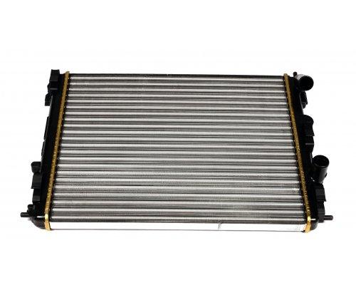 Радиатор охлаждения (480х413х24мм) Renault Kangoo 1.6 (бензин) 1997-2008 RTA2269 Elit (Украина)