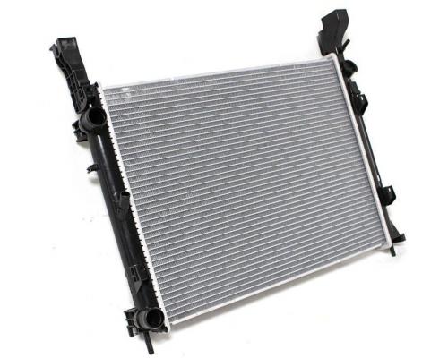 Радиатор охлаждения (420x560x24мм) Renault Kangoo II 1.2TCe / 1.5dCi / 1.6 2008- RTA2469 AVA (Нидерланды)