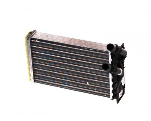 Радиатор печки Renault Kangoo / Nissan Kubistar 97-08 RTA6099 Elit (Украина)