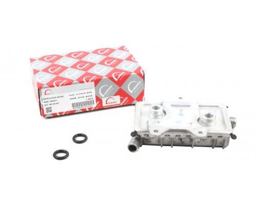Радиатор масляный / теплообменник MB Sprinter 2.3D / 2.9TDI 1995-2006 RW18001 ROTWEISS (Турция)