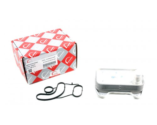 Радиатор масляный / теплообменник MB Vito 638 2.2CDI 96-03 RW18002 ROTWEISS (Турция)
