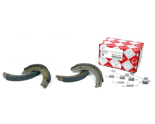 Колодки ручника (180x20, с пружинками) MB Vito 638 1996-2003 RW42026 ROTWEISS (Турция)