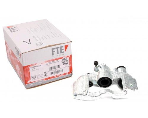 Суппорт тормозной задний левый (диаметр поршня 33мм, BOSCH) MB Vito 638 1996-2003 RX339804A0 FTE (Германия)