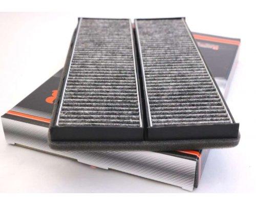 Фильтр салона (угольный) MB Vito 638 1996-2003 SAK121 SHÄFER (Австрия)