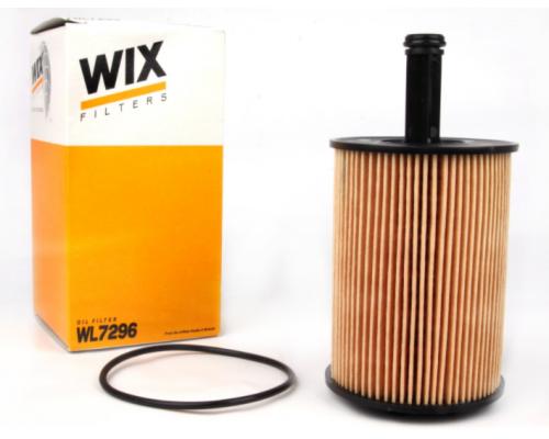 Фильтр масляный VW Caddy III 1.9TDI / 2.0SDI / 2.0TDI (103kW) 04-10 WL7296 WIX (Польша)