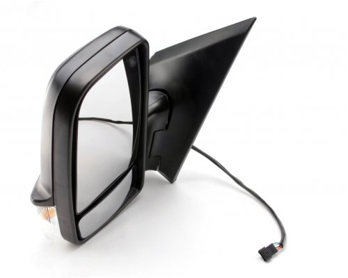 Зеркало левое электрическое (с подогревом) MB Sprinter 906 2006- 0350335403 TEMPEST (Тайвань)