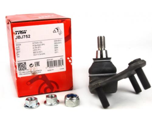 Шаровая опора правая VW Caddy III 04- JBJ752 TRW (Германия)