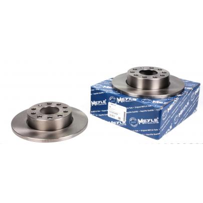 Тормозной диск задний (256х12mm) VW Caddy III 04- 1155230038 MEYLE (Германия)