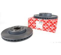 Тормозной диск передний (288х25mm) VW Caddy III 04- 22902 FEBI (Германия)