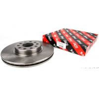 Тормозной диск передний (312х25mm) VW Caddy III 04- 604784 DACO (Польша)
