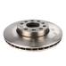 Тормозной диск передний (288х25mm) VW Caddy III 04- 604788 DACO (Польша) - Фото №3