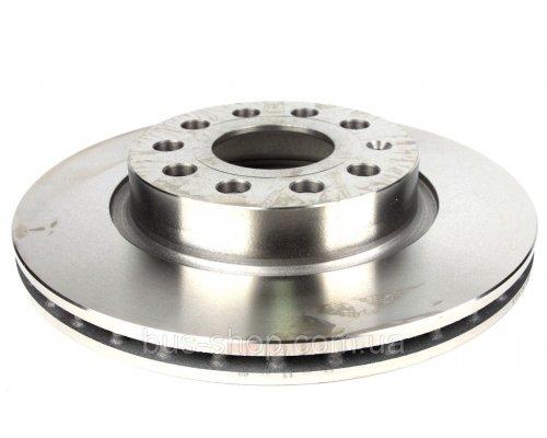 Тормозной диск передний (280х22mm) VW Caddy III 04- 6150.04 AUTOTECHTEILE (Германия)