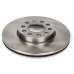 Тормозной диск передний (288х25mm) VW Caddy III 04- 6150.05 AUTOTECHTEILE (Германия) - Фото №3