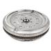 Демпфер / маховик + комплект сцепления (корзина, диск, без выжимного подшипника) VW Caddy III 1.9TDI 77kW 04- 2289 000 280 SACHS (Германия) - Фото №4