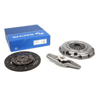 Комплект сцепления (корзина, диск, выжимной) VW Caddy III 2.0SDI 04- 3000 950 019 SACHS (Германия)