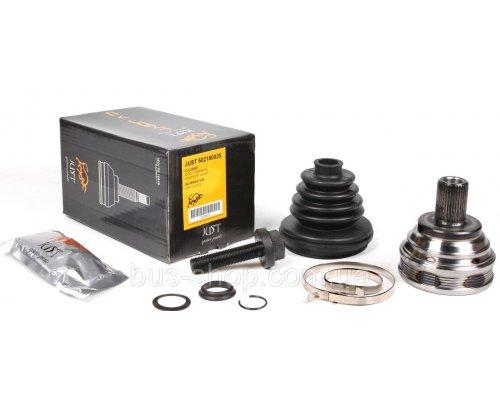 Шрус внешний (количество зубьев 36 / 30) VW Caddy III 1.4 / 1.6 / 2.0 EcoFuel / 2.0SDI 04- 502180025 JUST (Турция)